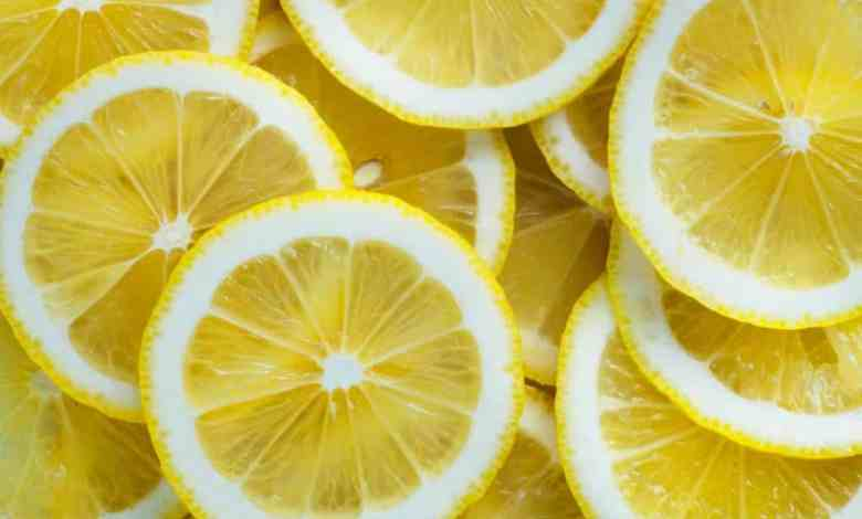 الليمون للاعبي لكمال الأجسام