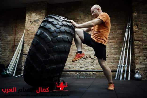 القوة البدنية