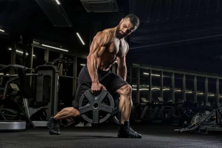 منشطات رياضة كمال الأجسام