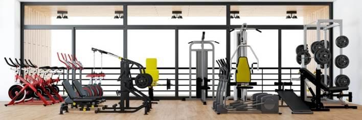 أدوات رياضة كمال الأجسام