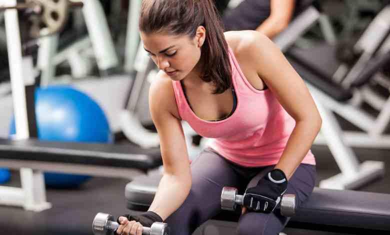 اللياقة البدنية للسيدات