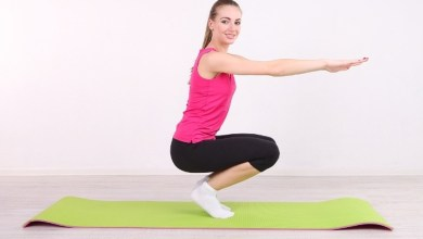 تطبيق تمارين لزيادة الوزن