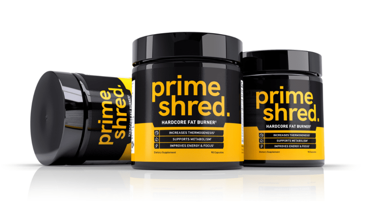 Primeshred best fat burner for men