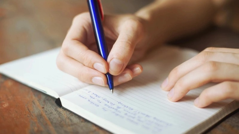 Write it Down when you suffer anxiety