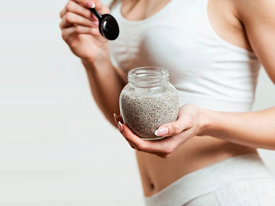 Add Chia Seeds To Your Diet
