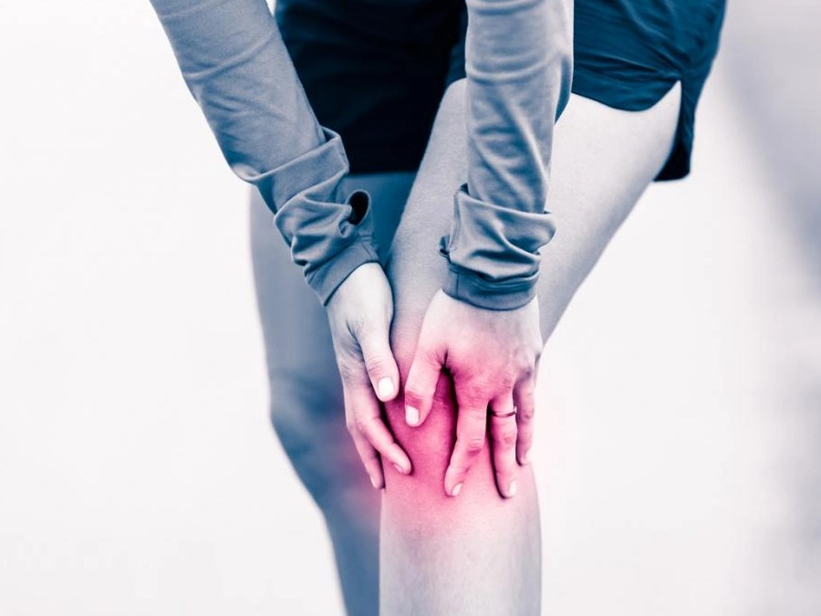 Fitness Routine with a Knee Injury