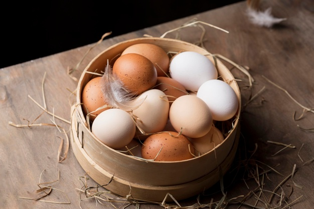 Egg - High Protein Foods