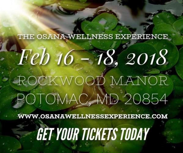 Osana Wellness Experience