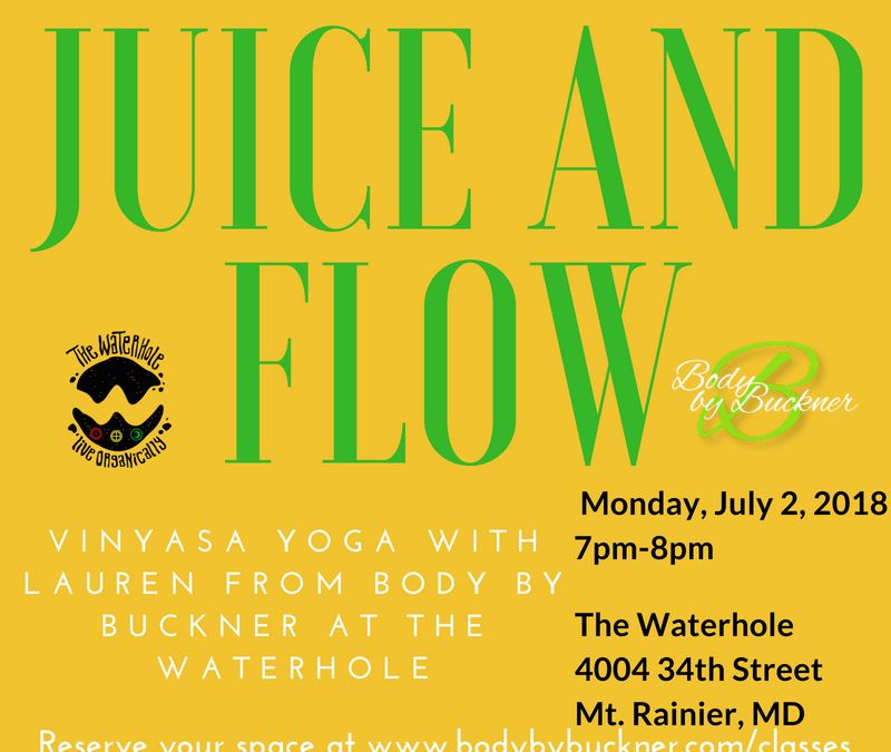 Juice and Flow