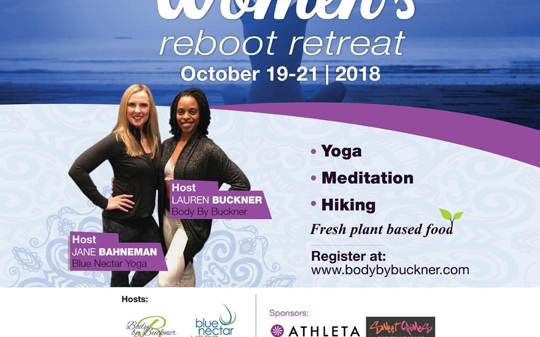 Women's Reboot Retreat – Blue Ridge Mountains