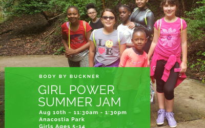 Girl Power Summer Jam