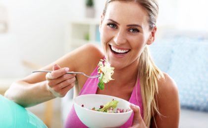 Wichtig für sportlich Aktive: Sekundäre Pflanzenstoffe unterstützen die körperliche Fitness.