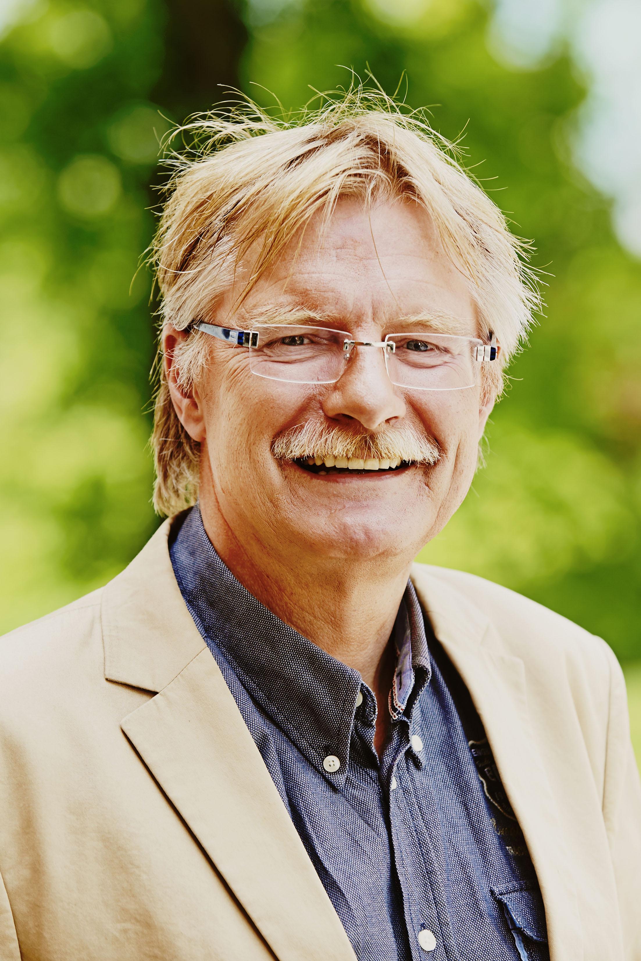 Günter Wagner vom Deutschen Institut für Sporternährung e.V. weiß, wie wichtig sekundäre Pflanzenstoffe für den Körper sind.