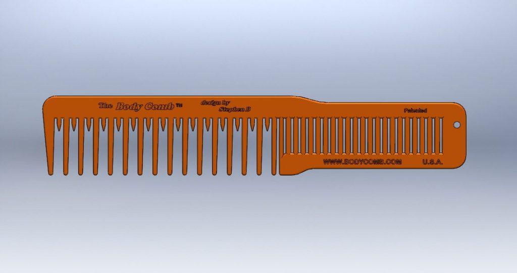 Body Comb
