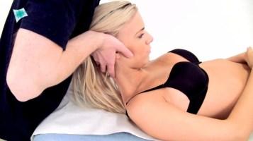 cervical fleksjon rotasjon 3