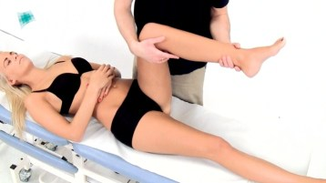 passiv utadrotasjon hofte 4