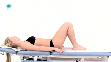 Repeated flexion in lying 2