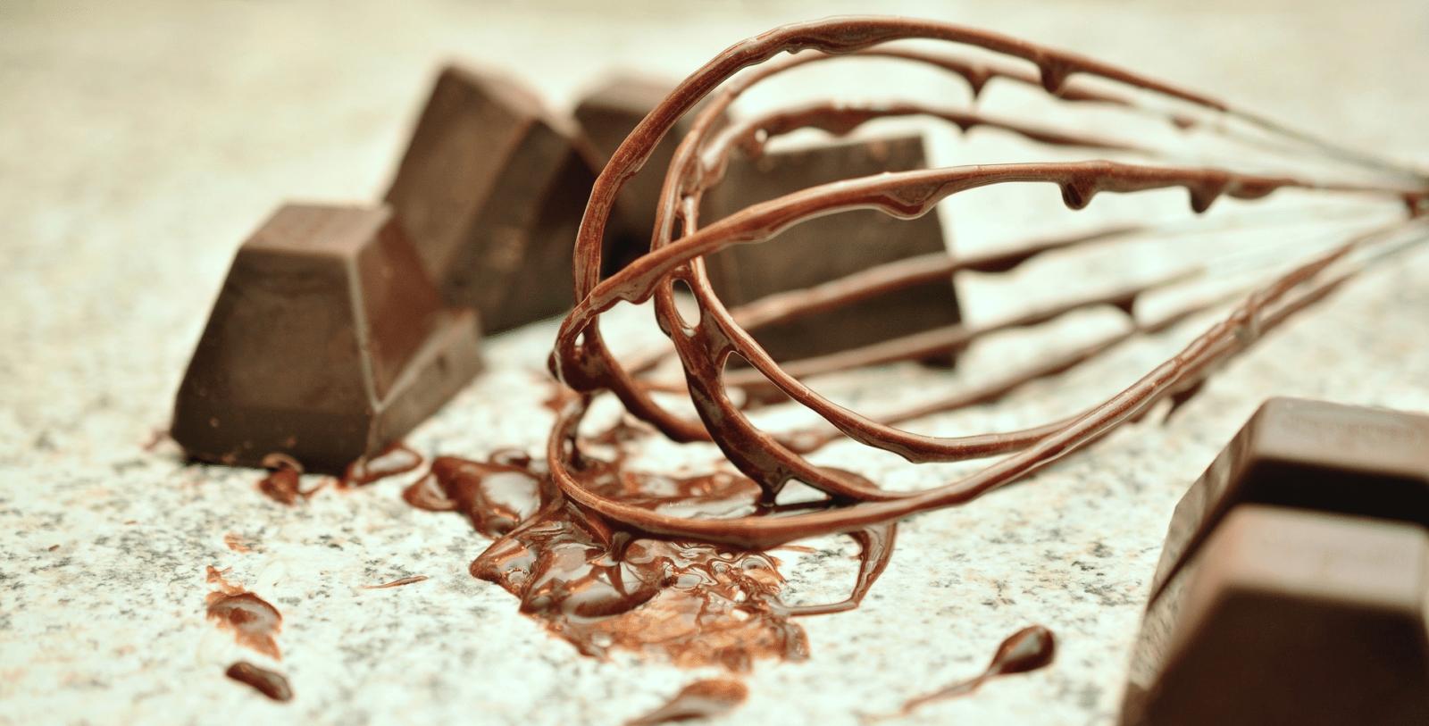 Bolo fit de chocolate com Whey e Xylitol+
