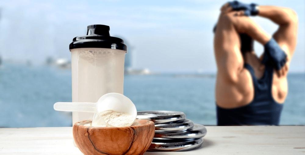 Qual o melhor horário para tomar whey protein?