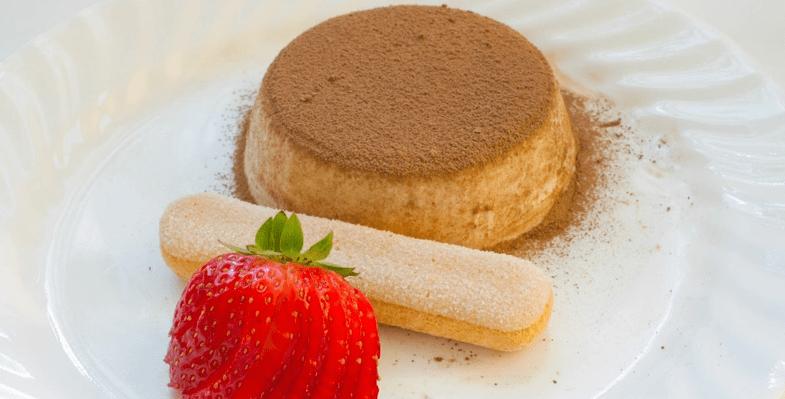 Flan de Café com Whey Vanilla Protein