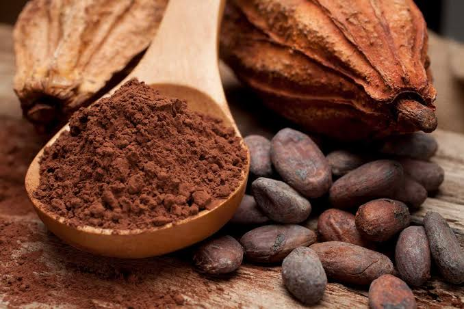 cacau é um dos alimentos naturais para dar mais disposição