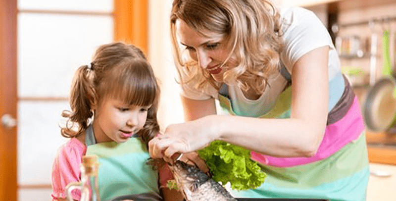 Benefícios do DHA para saúde da mãe e do filho