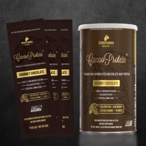 Whey Protein em Sachê sabor Chocolate