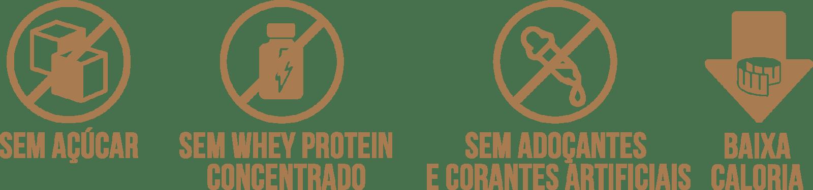 Whey Vanilla Protein Ice-Cream Sachê Avulso 30g