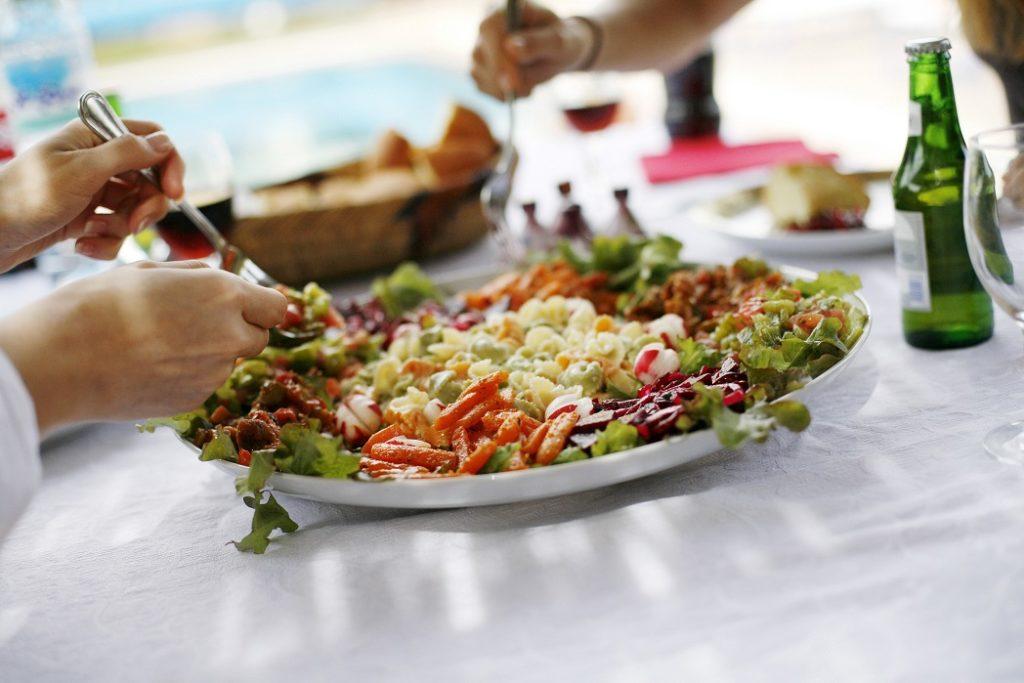Uma boa alimentação aumenta a expectativa de vida