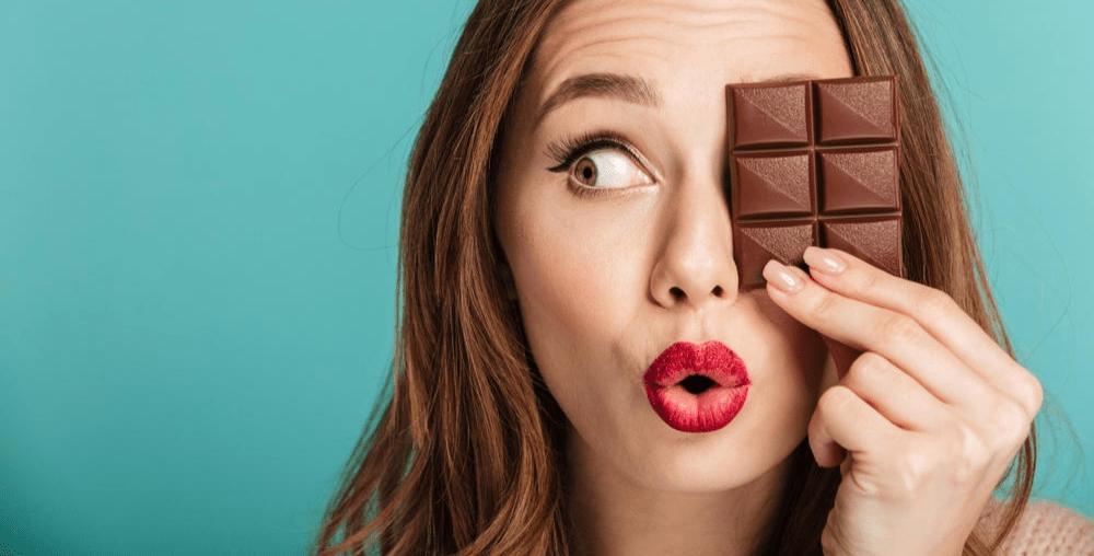 Por que chocolate amargo é a melhor opção?