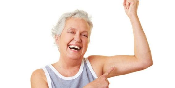 Degradação Muscular em Idosos