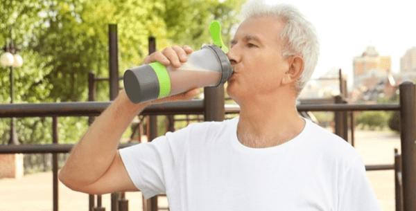 Por que o whey protein é indicado para idosos?