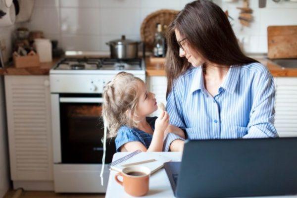 Dicas de Home Office para quem tem filhos em casa