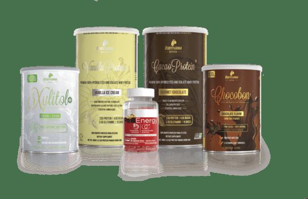 Conheça a linha Bodyfarma Nutrition