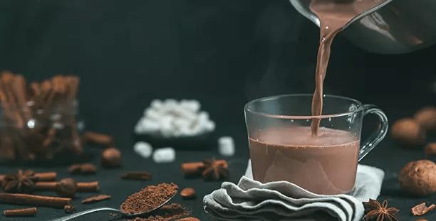 Por que substituir o achocolatado por cacau em pó