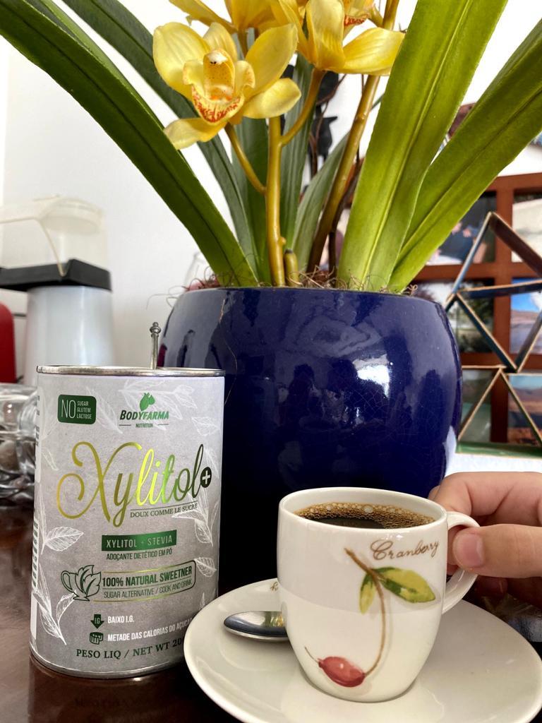 Café com Xylitol+