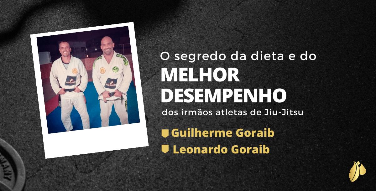 Vida de atleta: os Irmãos Goraib e a paixão pelo Jiu-Jitsu