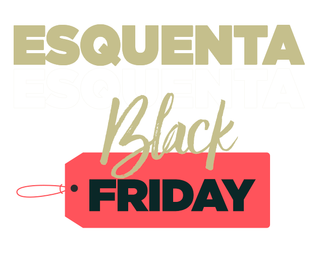 Agradecimento Black Friday