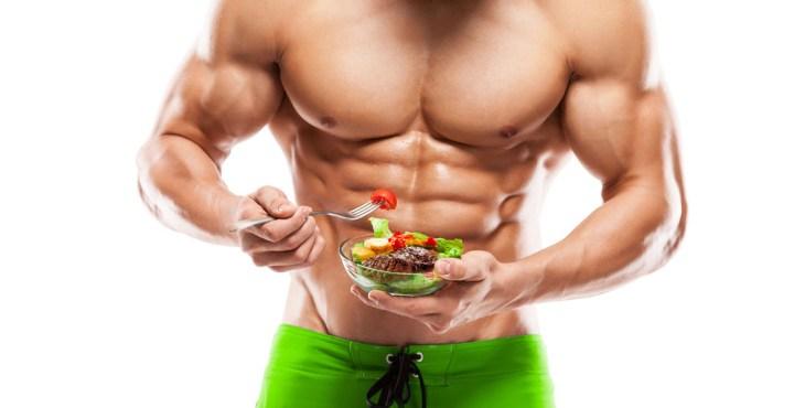 Lowcarb-Ernährung-sauberer-effektiver-Muskelaufbau