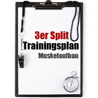 3 er split trainingsplan Franco Columbu's