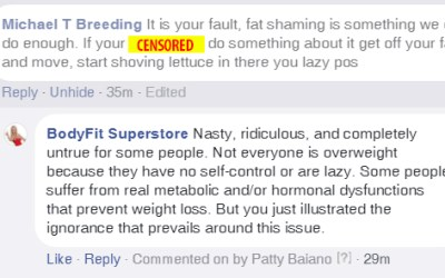 What Does Fat Shaming and Ignorance have in Common?