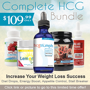 Complete HCG Diet Bundle