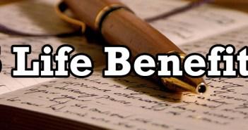 5 Life Benefit sof Blogging