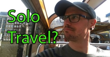Solo travel Body for Business