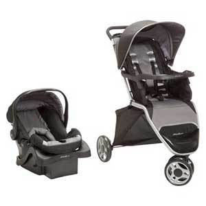 Eddie Bauer Tritrek Travel System Reviews