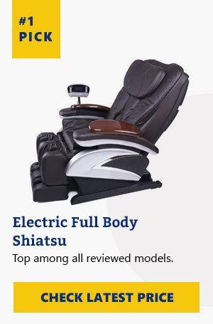 Best Massage Chair Under $1,000