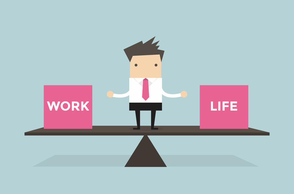 Achieve A Happy Work Life Balance With These Three Tips