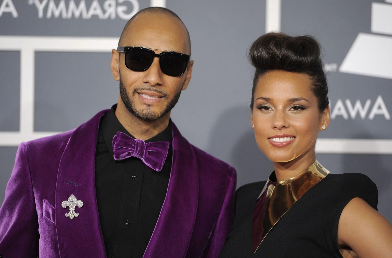 Swizz Beatz And Alicia Keys Son Egypt