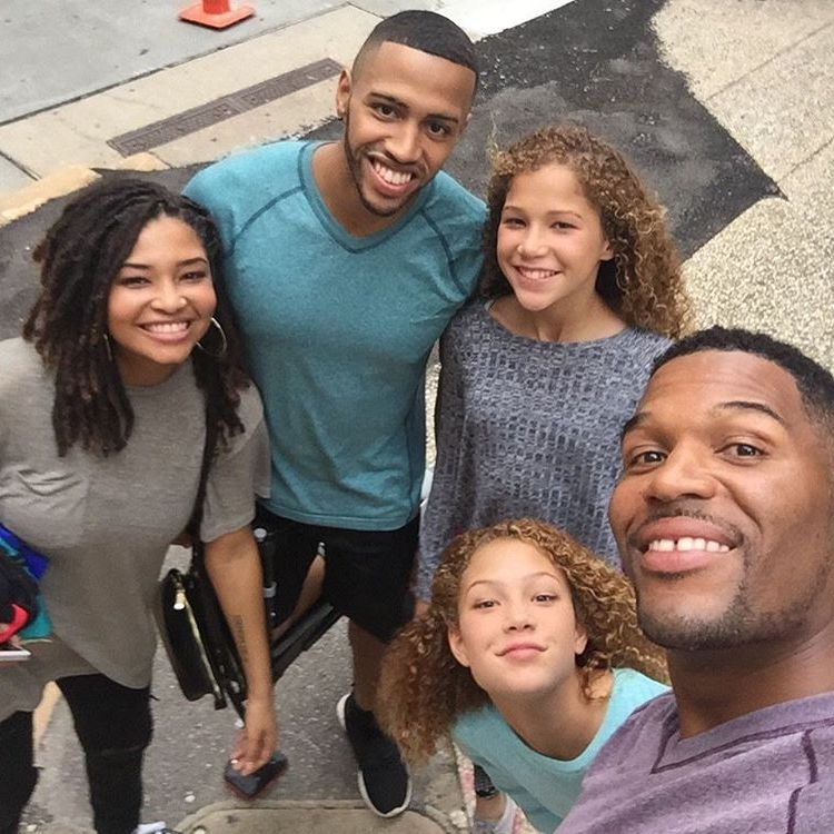 Kelly Ripa And Her Family
