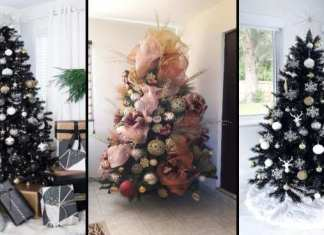 11 black christmas tree decoration that your dark soul